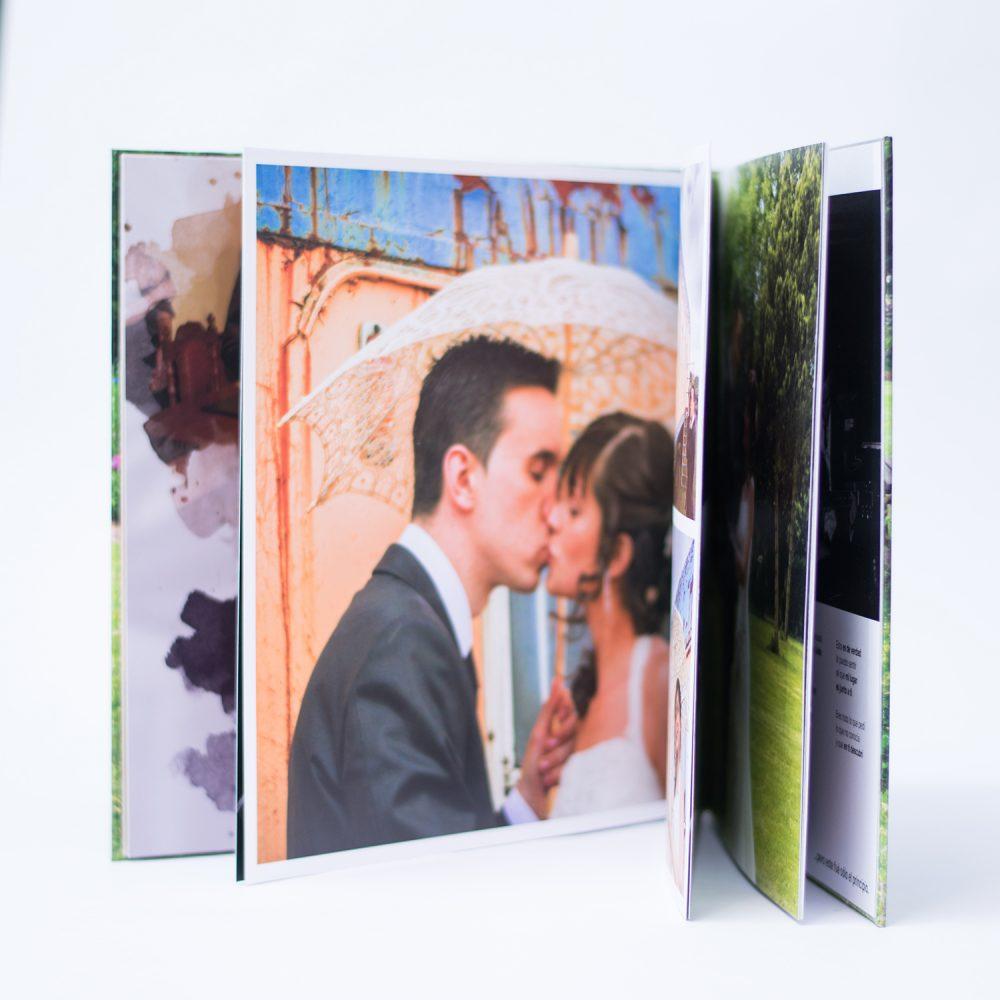 Álbum de Boda con Saal Digital